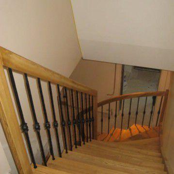 Mediniai laiptai ME 18