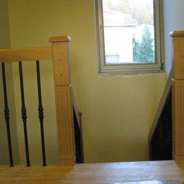 Mediniai laiptai ME 21