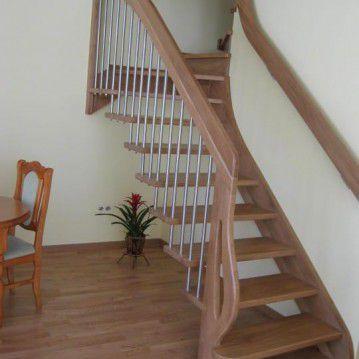 Sąvaržiniai išlengvinti laiptai SA 24