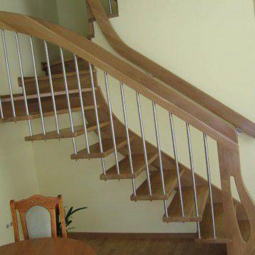 Sąvaržiniai išlengvinti laiptai SA 27