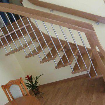 Sąvaržiniai išlengvinti laiptai SA 28