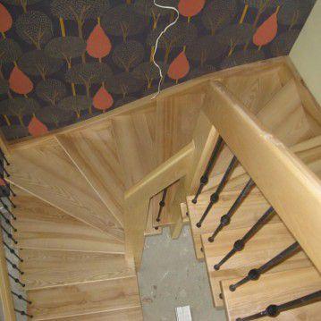 Sąvaržiniai išlengvinti laiptai SA 29