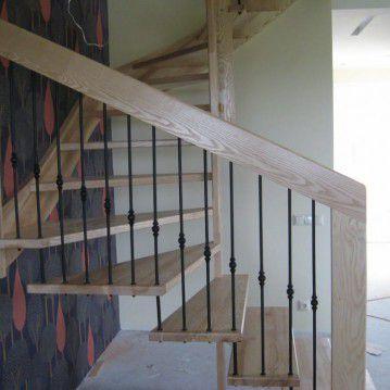 Sąvaržiniai išlengvinti laiptai SA 30