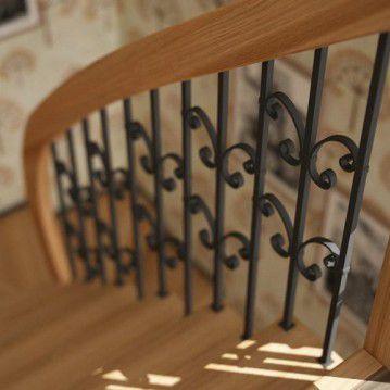 Išlengvinti laiptai interjere SA 11