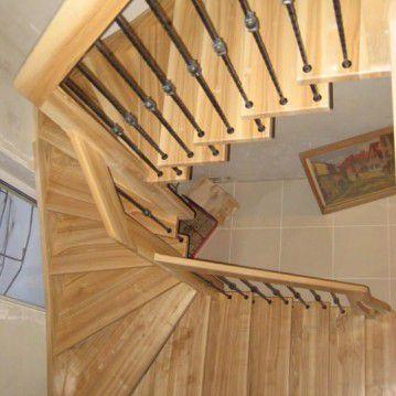 Sąvaržiniai išlengvinti laiptai SA 60