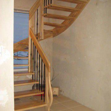 Sąvaržiniai išlengvinti laiptai SA 63