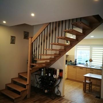 Išlengvinti laiptai SA 87