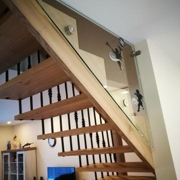 Išlengvinti laiptai SA 88