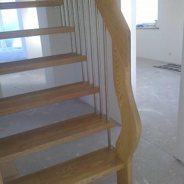 Išlengvinti laiptai SA 89