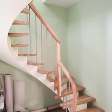 Betoniniai laiptai BE 31